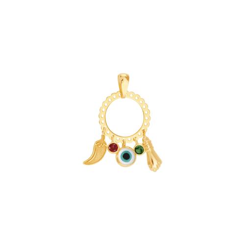 Pingente em Ouro 18K Amuletos - AU6293