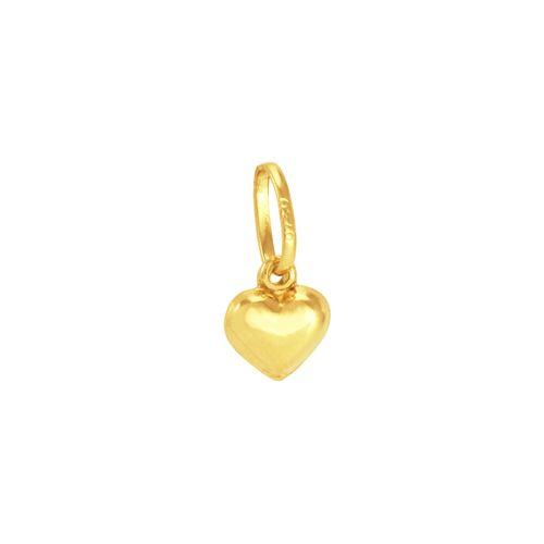 Pingente em Ouro 18K Coração - AU5278