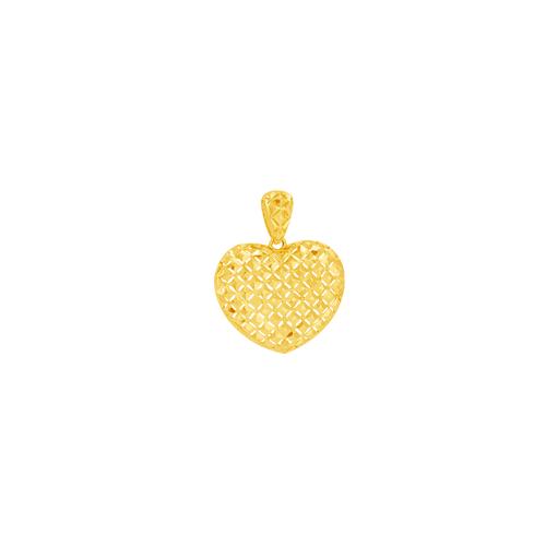 Pingente em Ouro 18K Coração - AU6022