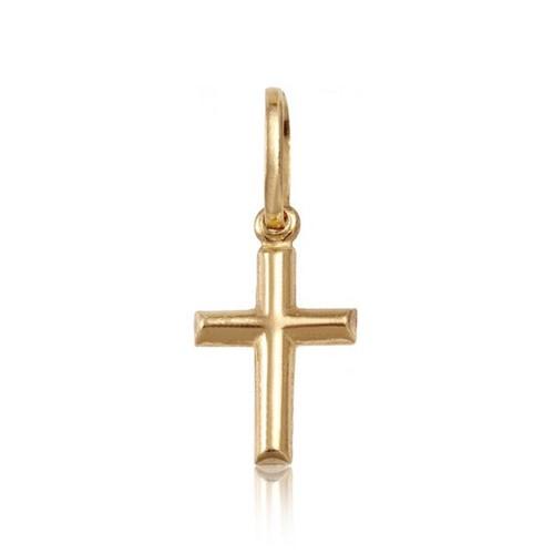 Pingente em Ouro 18k Cruz I 005029490092