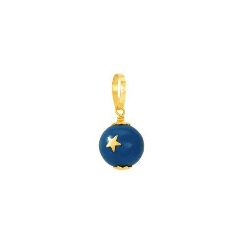 Pingente em Ouro 18K Globinho - AU4633