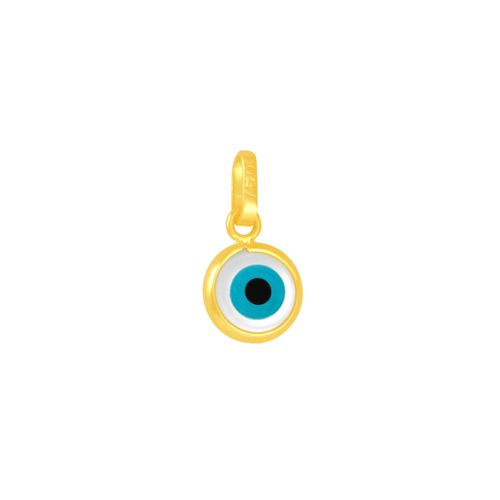 Pingente em Ouro 18K Olho Grego - AU2175