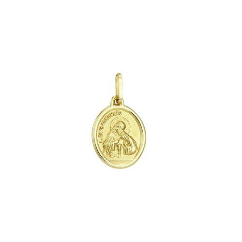 Pingente Ouro 18K Lembrança da 1° Comunhão - AU1747