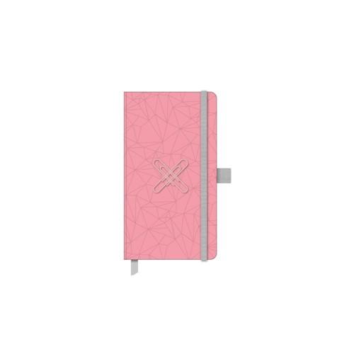 Pink Stone Papertalk Slim Pautado GM - Imagina só