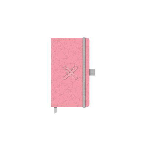 Pink Stone Papertalk Slim Pautado Gm