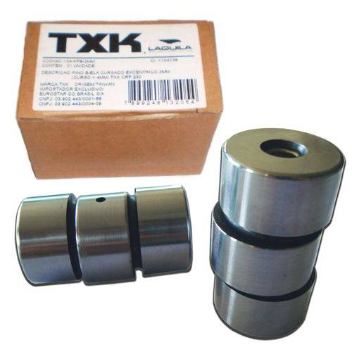 Pino Biela Cursado Twister 250 2mm (curso + 4mm) Txk