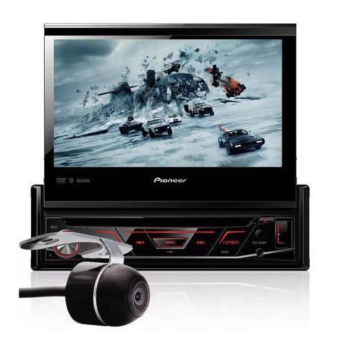 Pioneer - Dvd Pioneer Avh-3180bt Bluetooth + Câmera Ré