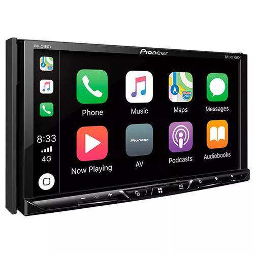 Pioneer - Dvd Player Avh-z5180tv Waze Full Hd