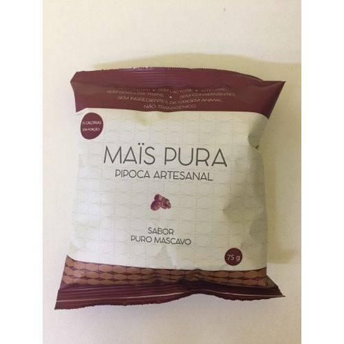 Pipoca Artesanal - Mais Pura - Mascavo - 75g
