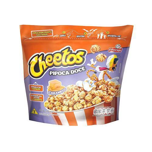Pipoca Caramelo Cheetos 55g - Elma Chips