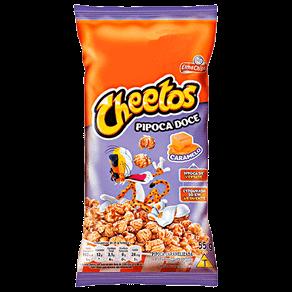 Pipoca Cheetos Caramelo 55g