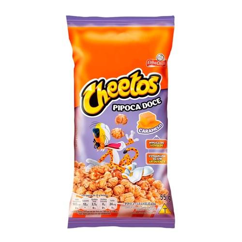 Pipoca Doce Cheetos Caramelo 55g