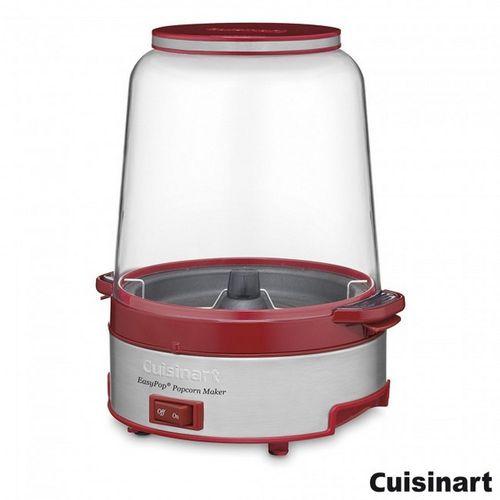 Pipoqueira Elétrica Vermelha Cuisinart - 127V Cpm-700br 110v
