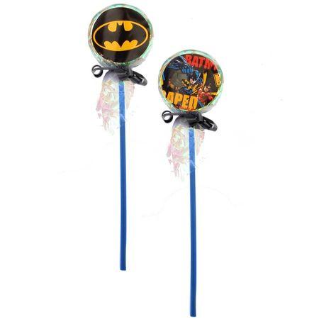 Pirulitos Batman - 10 Unidades