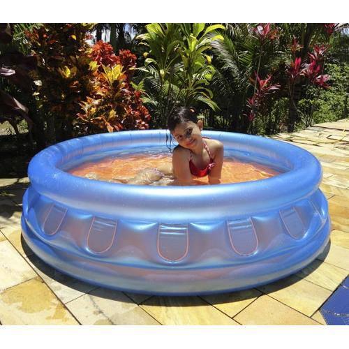 Piscina 480l Ntk Azul para Criança 122600