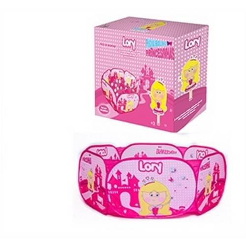 Piscina de Bolinhas Princesas Lory C/ 100 Bolinhas