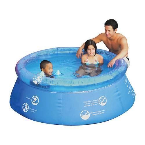 Piscina Inflável Splash Fun 1400 Litros - Mor