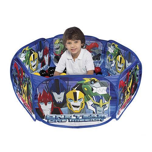 Piscina Mágica Transformers - Braskit