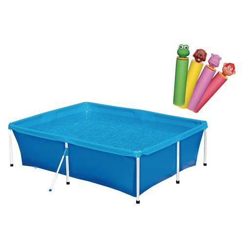 Piscina Mor 2000 Litros Infantil Verão com Brinquedo