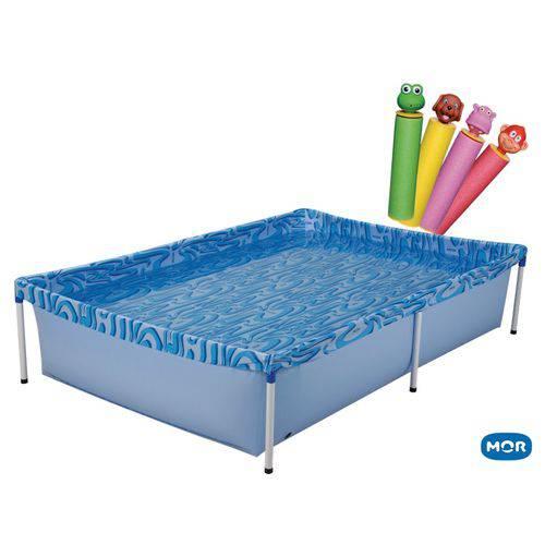 Piscina Mor 1000 Litros Infantil Verão com Brinquedo