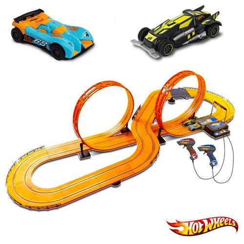 Pista Hot Wheels Autorama Slot Car Track Set - 632 Cm