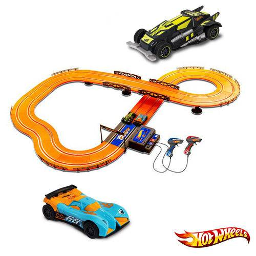 Pista Hot Wheels Autorama Slot Car Track Set - 380 Cm