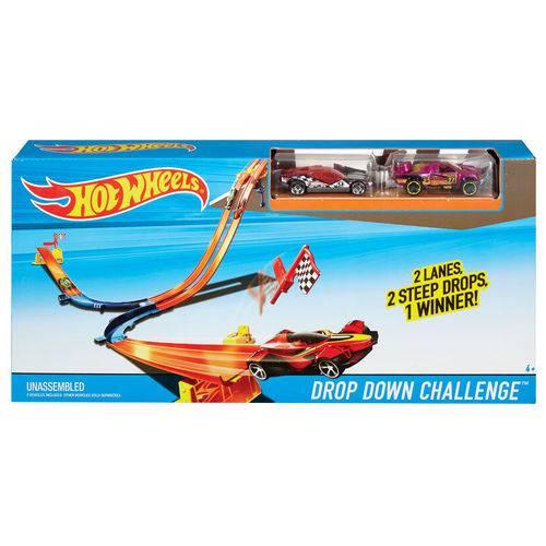 Pista Hot Wheels - Corrida de Rally 2- Mattel