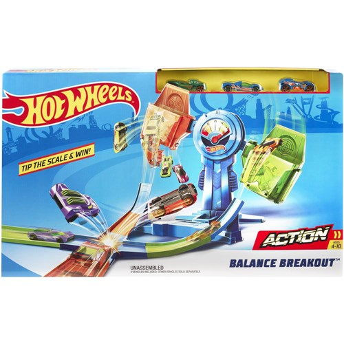 Pista - Hot Wheels - Equilibrio Extremo