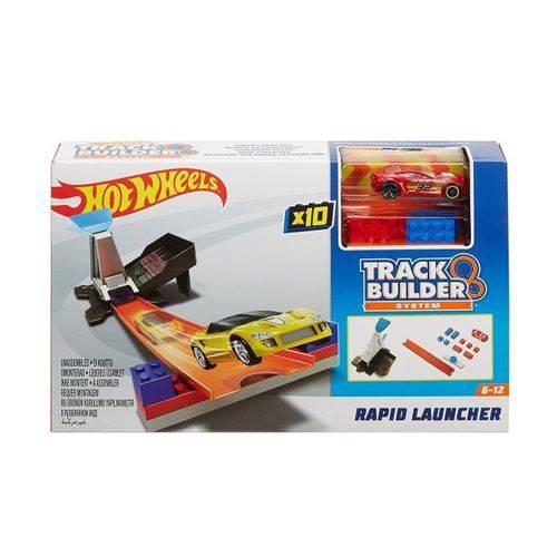 Pista Hot Wheels - Lançador Rápido DNH84 - Mattel