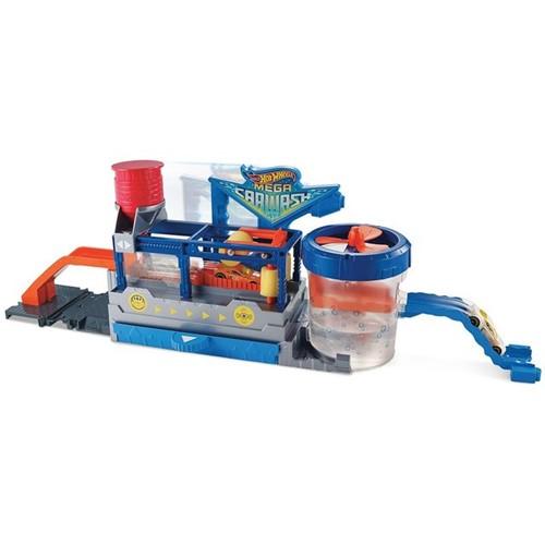 Pista Hot Wheels Lava Rápido Mattel Azul