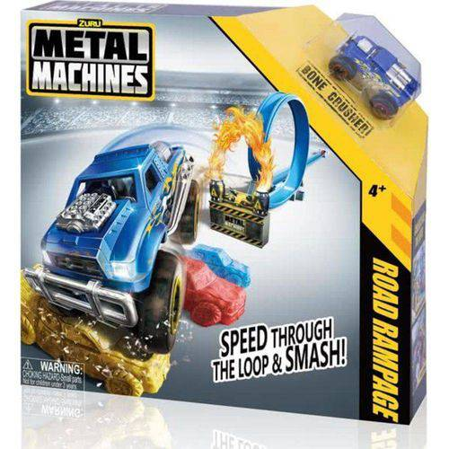 Pista Metal Machines Road Rampage 8701 Candide