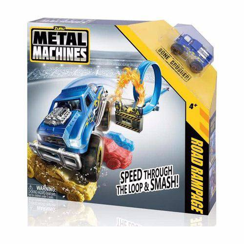 Pista Metal Machines Road Rampage - Candide