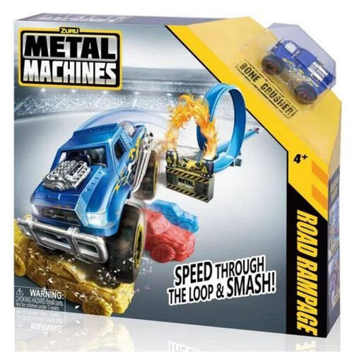 Pista Metal Machines - Roade Rampage - Candide