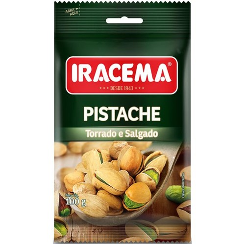 Pistache Iracema 100g Sac