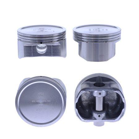 Pistao - Gm Cobalt/ Spin 1.8l 8v Econoflex Apos 20 - Apex Pistao - Gm Cobalt/ Spin 1.8l 8v Econoflex Apos 2012 - Usar Apx.ag8513