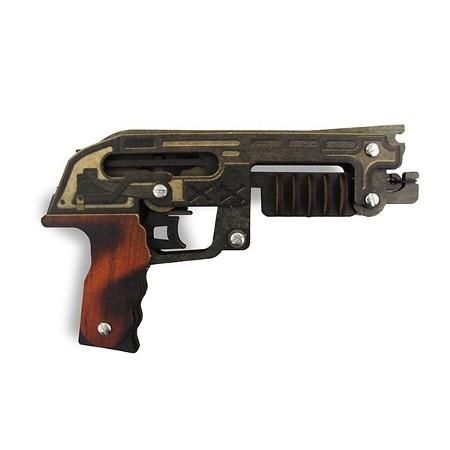 Pistola de Elástico