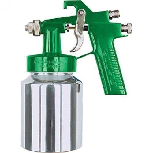 Pistola de Pintura Ar Direto Caneca em Alumínio com Bico de 1,2mm Alfa-5 - 10129000 - Arprex