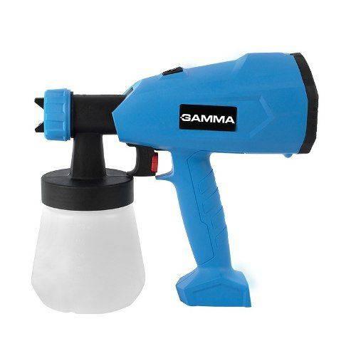 Pistola de Pintura Elétrica 350w 220v G2823/BR Gamma