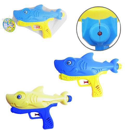 Pistola Lanca Agua Tubarao 25 5cm