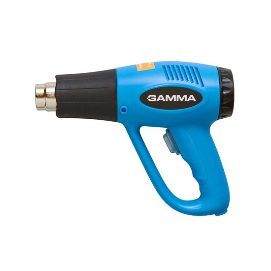 Pistola Soprador Térmico 1500 Watts - G1935BR1 - Gamma Ferramentas