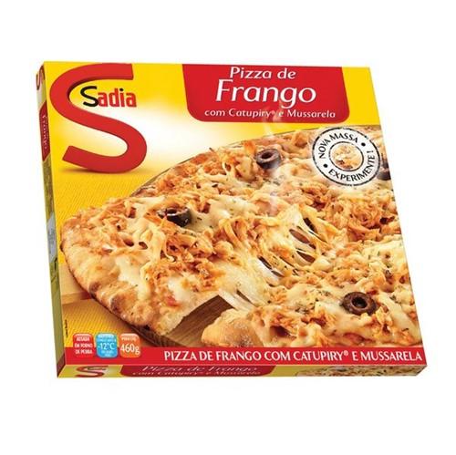 Pizza Sadia 460g Frango/Catupiry