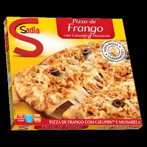 Pizza Sadia de Frango com Catupiry e Mussarela 460g