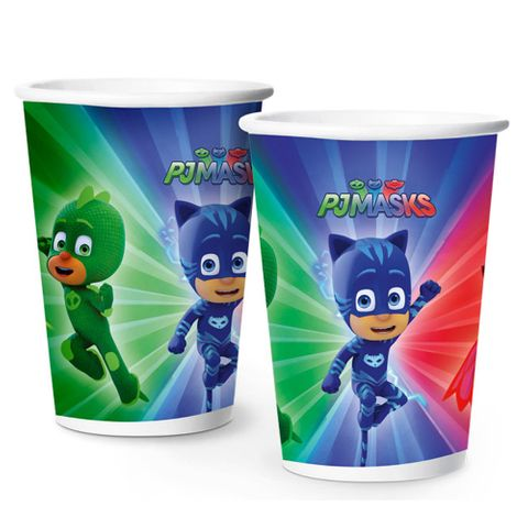 PJ Masks Copo C/8 - Regina