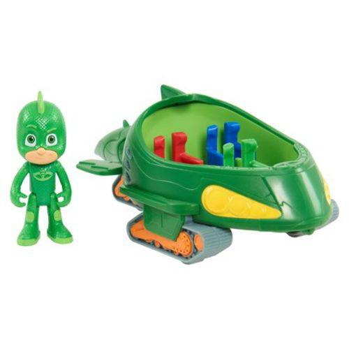 PJ Masks Largatixomóvel e Largatixo 4158