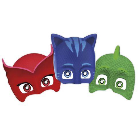 PJ Masks Máscara C/6 - Regina
