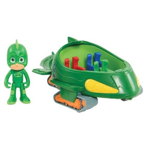 Pj Masks - Veículo com Personagem - Lagartixomóvel - Série 3 - Dtc - DTC