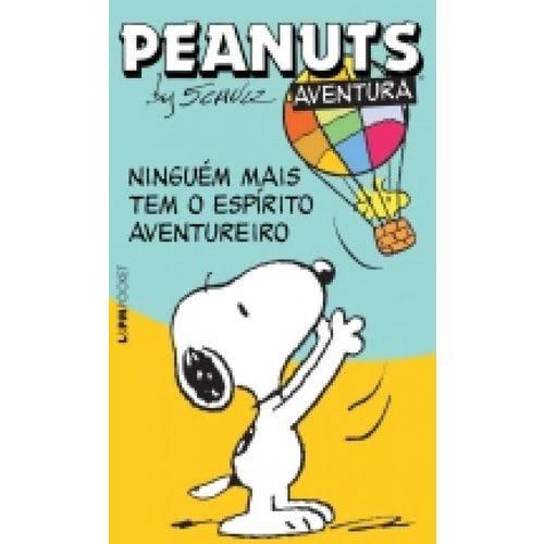 Pkt Peanuts: Ninguem Mais Tem o Espirito Aventureiro
