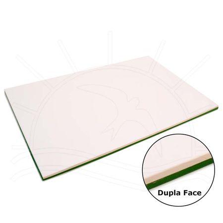 Placa Antiaderente Dupla Face - 25x40