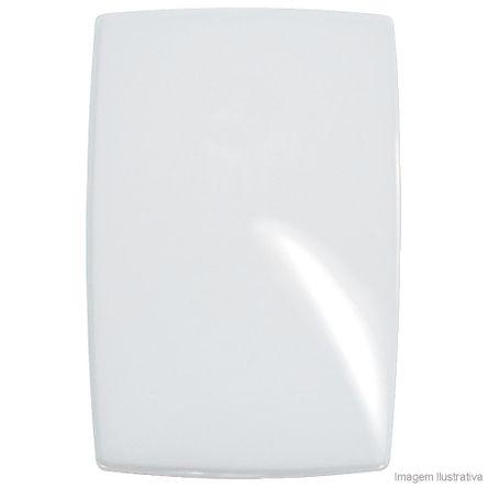 Placa Cega 4X2 Branco Gloss Pialplus Pial