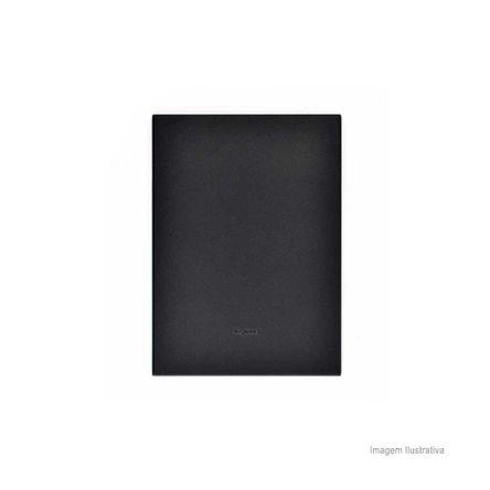 Placa Cega Arteor 4X2 Grafite 592680 Pial